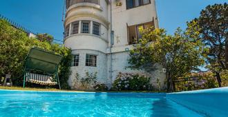 拉卡索納名卡青年旅舍 - Valparaiso/瓦爾帕萊索 - 游泳池