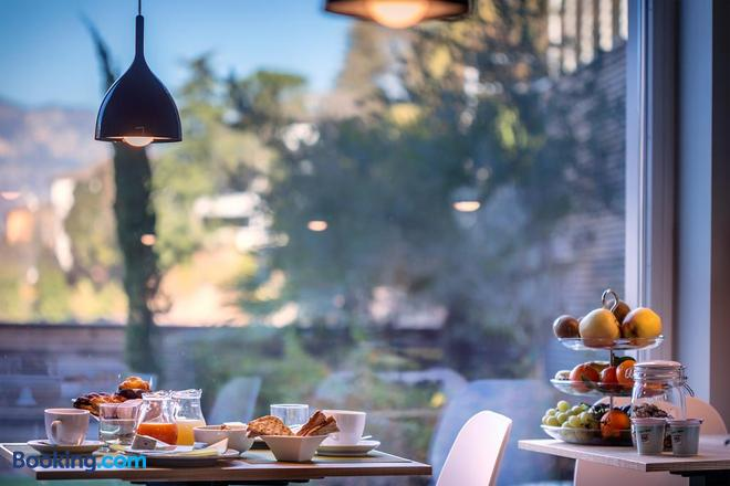 La Villa - Luxury Guest House - Trento - Restaurant