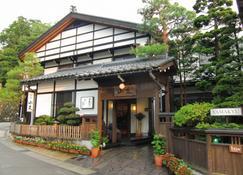 Oyado Yamakyu - Takayama - Building