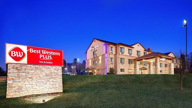 Best Western Plus Royal Mountain Inn & Suites - Athens - Building