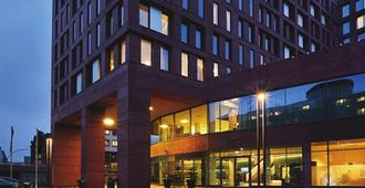 漢堡市中心華美達酒店 - 漢堡 - 漢堡 - 建築
