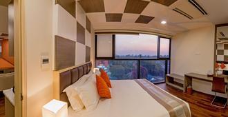 Hotel Parami - Yangon - Phòng ngủ