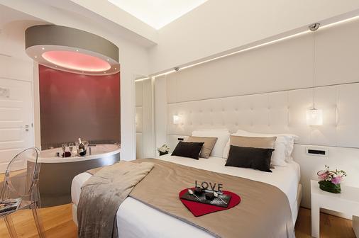 阿根廷居家酒店 - 羅馬 - 羅馬 - 臥室