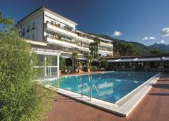 Parkhotel Delta, Wellbeing Resort - Ascona - Pileta