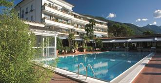 Parkhotel Delta, Wellbeing Resort - Ascona - Pool