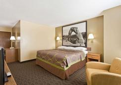 Super 8 by Wyndham Richfield UT - Richfield - Bedroom