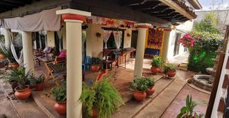 Posada Ocho Barrios - סן קריסטובל דה לס קאסאס - נוף חיצוני