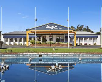 Byer Fountain Motor Inn - Holbrook - Gebouw
