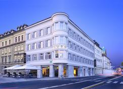 Hotel Cubo - Lubiana - Edificio