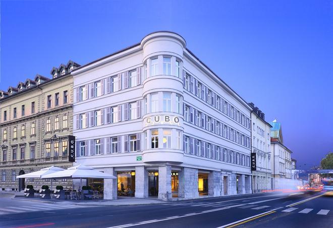 Hotel Cubo - Ljubljana - Building