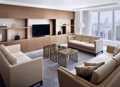 Marriott Hotel Downtown, Abu Dhabi - Abu Dabi - Sala de estar