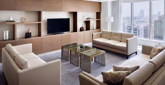 Marriott Hotel Downtown, Abu Dhabi - Abu Dhabi - Sala de estar