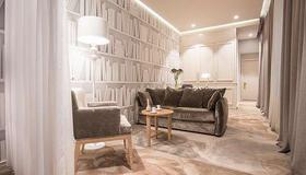 Jump Inn Hotel Belgrade - Belgrade - Phòng khách