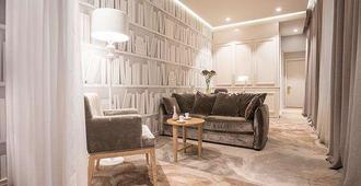 Jump Inn Hotel Belgrade - Belgrade - Living room