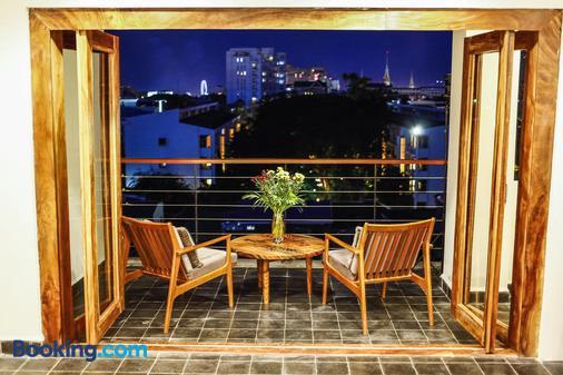中庭酒店城市度假村 - 金邊 - 金邊 - 陽台