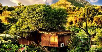 The Tree House Resort - ג'איפור - נוף חיצוני