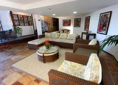 Pousada Caravelas de Pinzón - Cabo De Santo Agostinho - Phòng khách