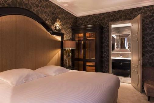 魅力酒店別墅 - 巴黎 - 巴黎 - 臥室