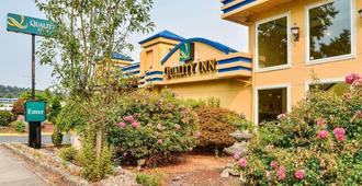 Quality Inn Kent-Seattle - Кент - Здание