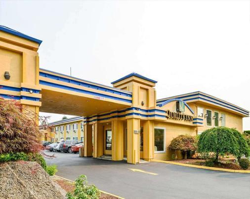 Quality Inn Hotel, Kent - Seattle - Kent - Building