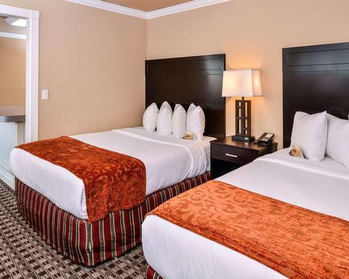 Quality Inn Hotel, Kent - Seattle - Kent - Bedroom