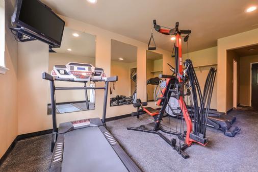 Quality Inn Hotel, Kent - Seattle - Kent - Gym