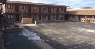 Park Motel - North Platte - Edificio
