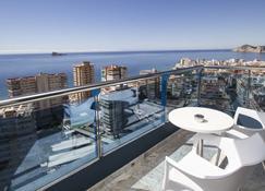 Hotel Madeira Centro - Benidorm - Balcone