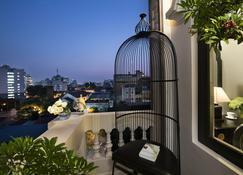 The Noble Swan Hotel & Spa - Hanoi - Balkon