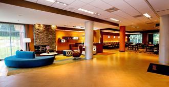 Fairfield Inn & Suites Richmond Midlothian - Richmond - Hành lang