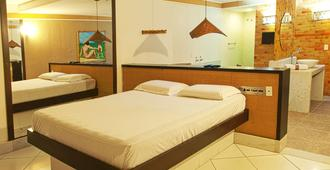 New Dhunas Motel - Adult Only - Natal - Bedroom