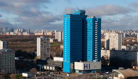 Park Tower Hotel - Moscow - Building