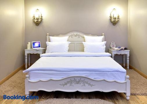 Theatre Boutique Apart-Hotel - Kiev - Bedroom