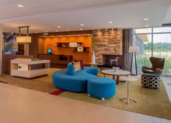 Fairfield Inn and Suites by Marriott Huntington - Huntington - Lobby
