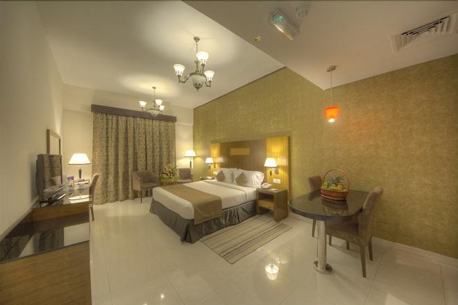 城市塔酒店 - 艾福加拉 - 富查伊拉 - 臥室