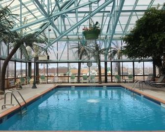 Wildwood Inn Tropical Dome & Theme Suites - Florence - Bazén