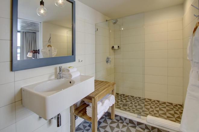 博羅酒店 - 長島市 - 皇後區 - 浴室