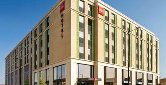 ibis Cambridge Central Station - Кембридж - Здание
