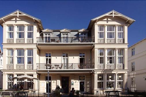 Villa Glaeser - Bansin - Gebäude