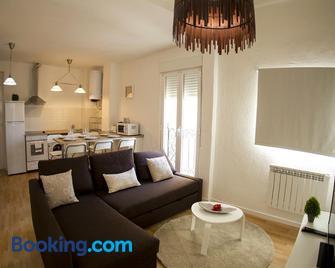 Apartamento Santo Tomas 23 Dcha - Haro - Huiskamer