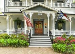 1898 Waverly Inn - Hendersonville - Rakennus