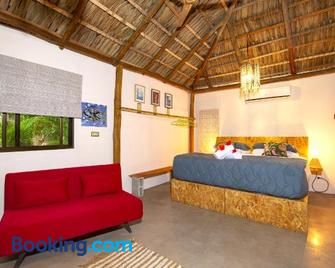 Libelula Lounge & Lodgings - Potrero - Bedroom