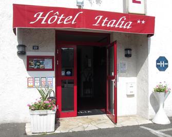 Hôtel Italia - Tours - Building