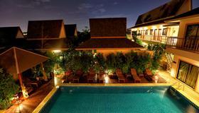 Ploykhumthong Boutique Resort - Banguecoque - Piscina