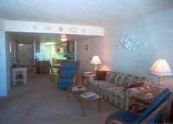 The Dunes Condominiums - Port Aransas - Sala de estar