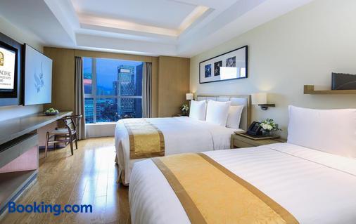 寧波泛太平洋高級服務公寓 - 寧波 - 臥室