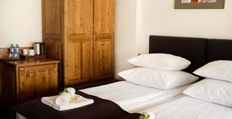 Hotel Eden - קראקוב - חדר שינה