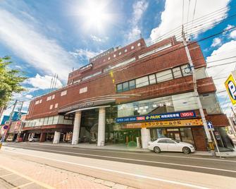 Apa Hotel (Komatsu Grand) - Komatsu - Edificio