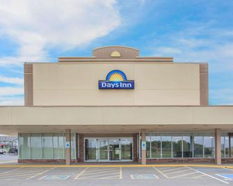 Days Inn by Wyndham Princeton - Princeton - Gebouw