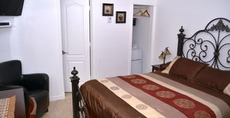 Motel Ritz - Gatineau - Phòng ngủ